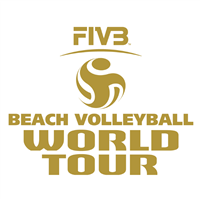 2020 Beach Volleyball World Tour Logo