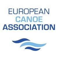 2021 European Canoe Slalom Championships Logo