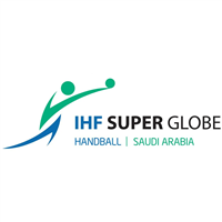 2020 Handball Super Globe Logo