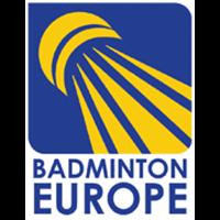 2021 European Team Badminton Championships Logo