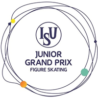 2020 ISU Junior Grand Prix of Figure Skating Logo