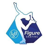 2020 ISU Grand Prix of Figure Skating - Internationaux de France Logo