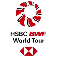 2020 BWF Badminton World Tour Logo