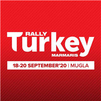 2020 World Rally Championship - Rally of Turkey Logo