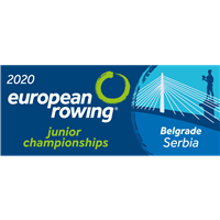2020 European Rowing Junior Championships
