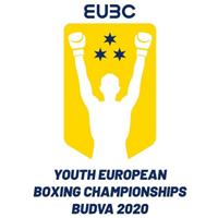2020 European Youth Boxing Championships Logo