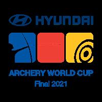 2021 Archery World Cup - Final Logo