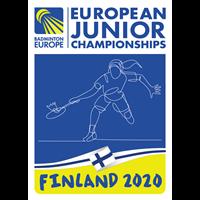 2020 European Junior Badminton Championships Logo
