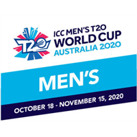 2021 ICC Cricket World Twenty20 Logo