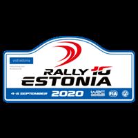 2020 World Rally Championship - Rally Estonia Logo