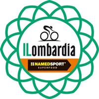 2020 UCI Cycling World Tour - Il Lombardia Logo