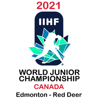 2021 Ice Hockey U20 World Championship Logo