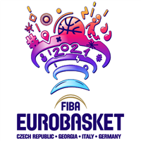 2022 FIBA EuroBasket Logo