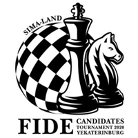 2020 World Chess Championship - Candidates Tournament Logo