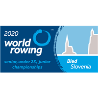 2020 World Rowing Championships Logo