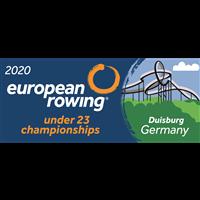 2020 European Rowing U23 Championships Logo