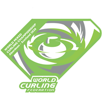 2020 World Mixed Curling Championship Logo