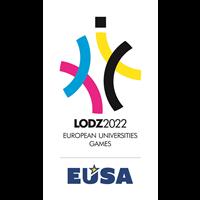 2022 European Universities Games Logo