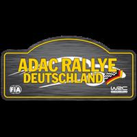 2020 World Rally Championship - ADAC Rallye Deutschland Logo
