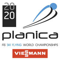 2020 FIS Ski Flying World Championships Logo