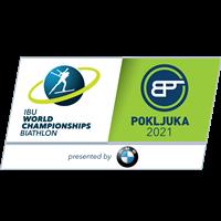 2021 Biathlon World Championships Logo
