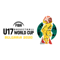 2020 FIBA U17 World Basketball Championship Logo