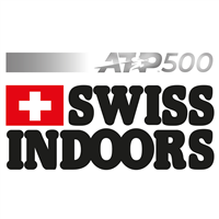 2020 Tennis ATP Tour - Swiss Indoors Basel Logo