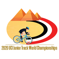 2020 UCI Track Cycling Junior World Championships Logo