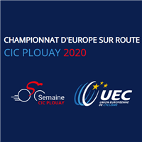 2020 European Road Cycling Championships Logo
