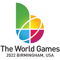 2022 World Games Logo