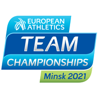 2021 European Athletics Team Championships Logo