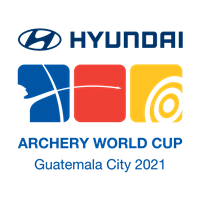 2021 Archery World Cup Logo