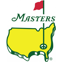 2020 Golf Major Championships - Masters Tournament Logo