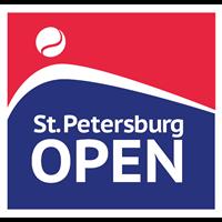 2020 Tennis ATP Tour - St. Petersburg Open Logo