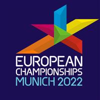 2022 European Athletics Championships Logo