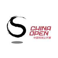 2020 WTA Tennis Premier Tour - China Open Logo