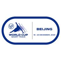 2021 Short Track Speed Skating World Cup Logo