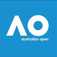 2021 Tennis Grand Slam - Australian Open Logo