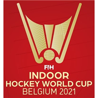 2021 Indoor Hockey World Cup Logo