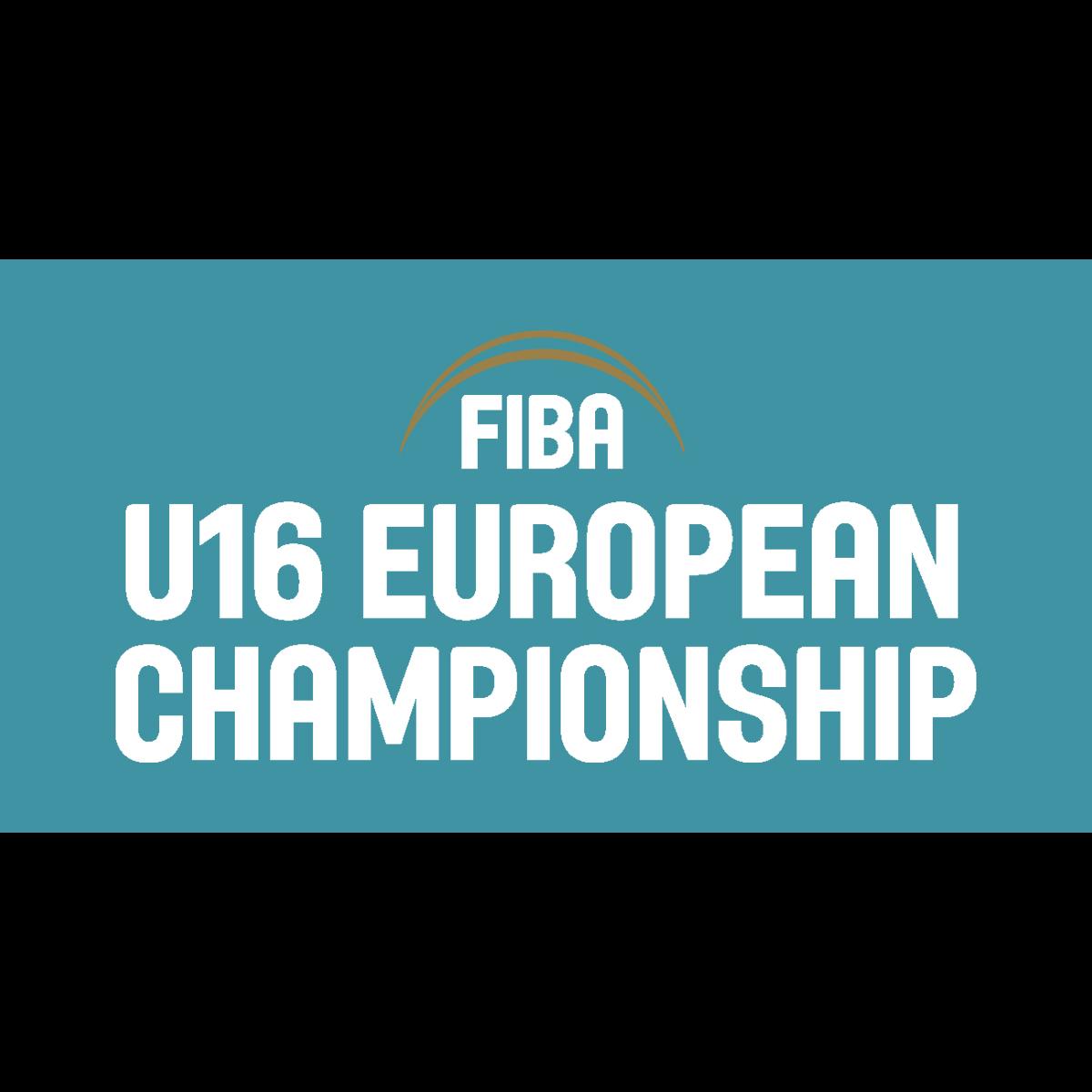 2016 FIBA U16 European Basketball Championship - Division C