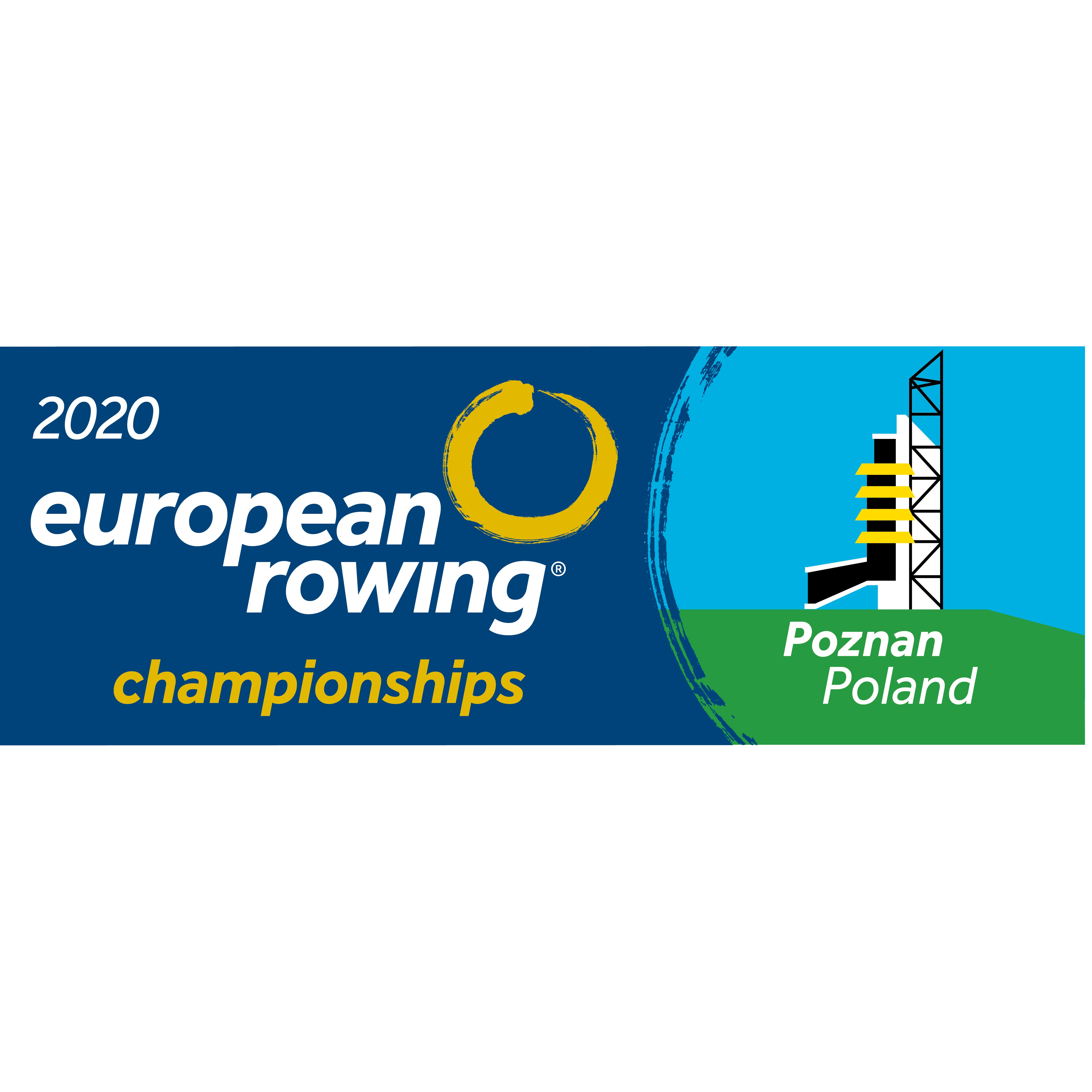 2020 European Rowing Championships