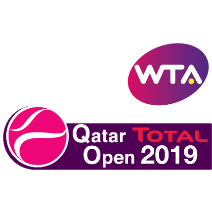2019 WTA Tennis Premier Tour - Qatar Total Open