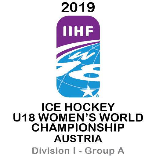 2019 Ice Hockey U18 Women's World Championship - Division I A
