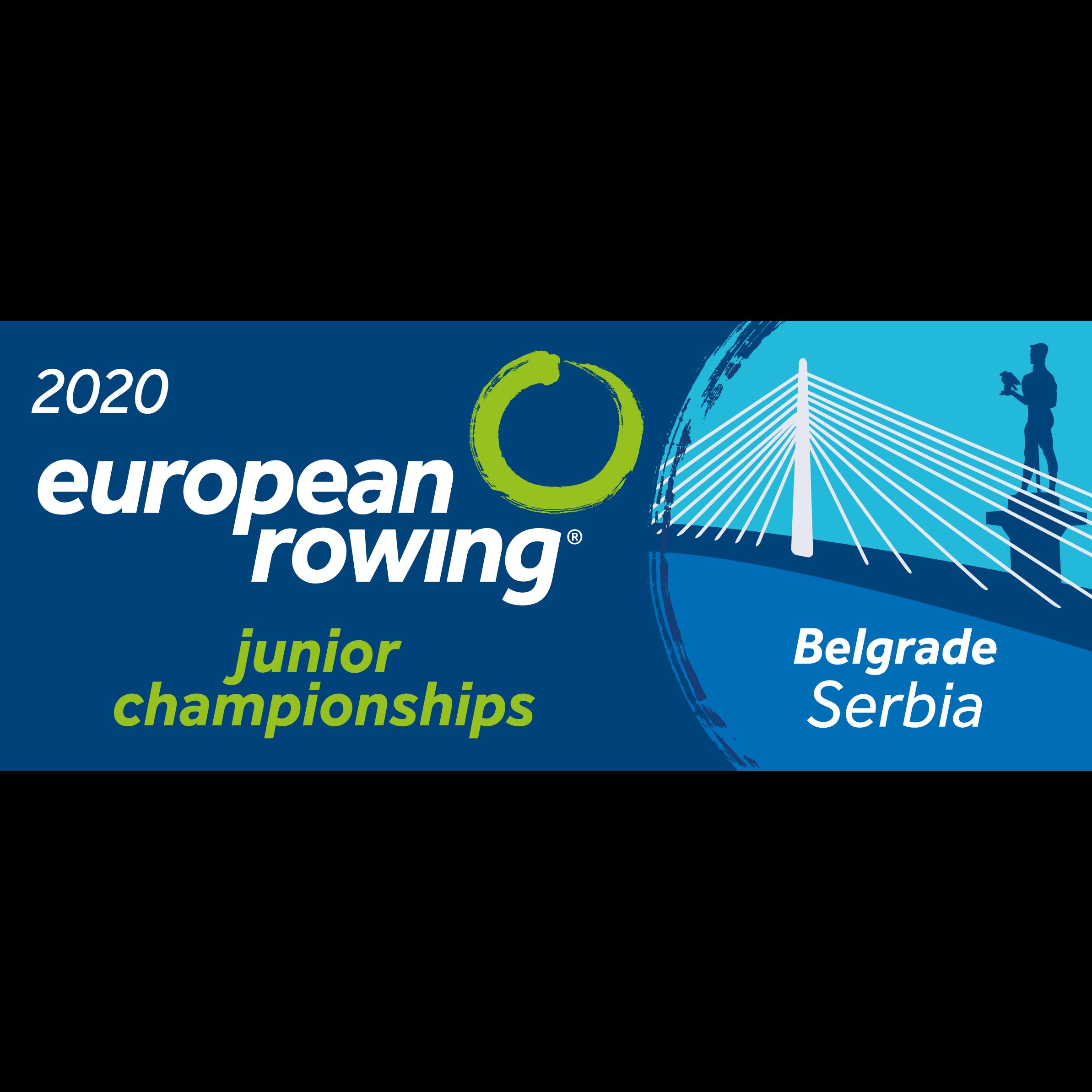 2020 European Rowing Junior Championships