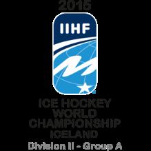 2015 Ice Hockey World Championship - Division II A