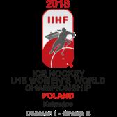 2018 Ice Hockey U18 Women's World Championship - Division I B