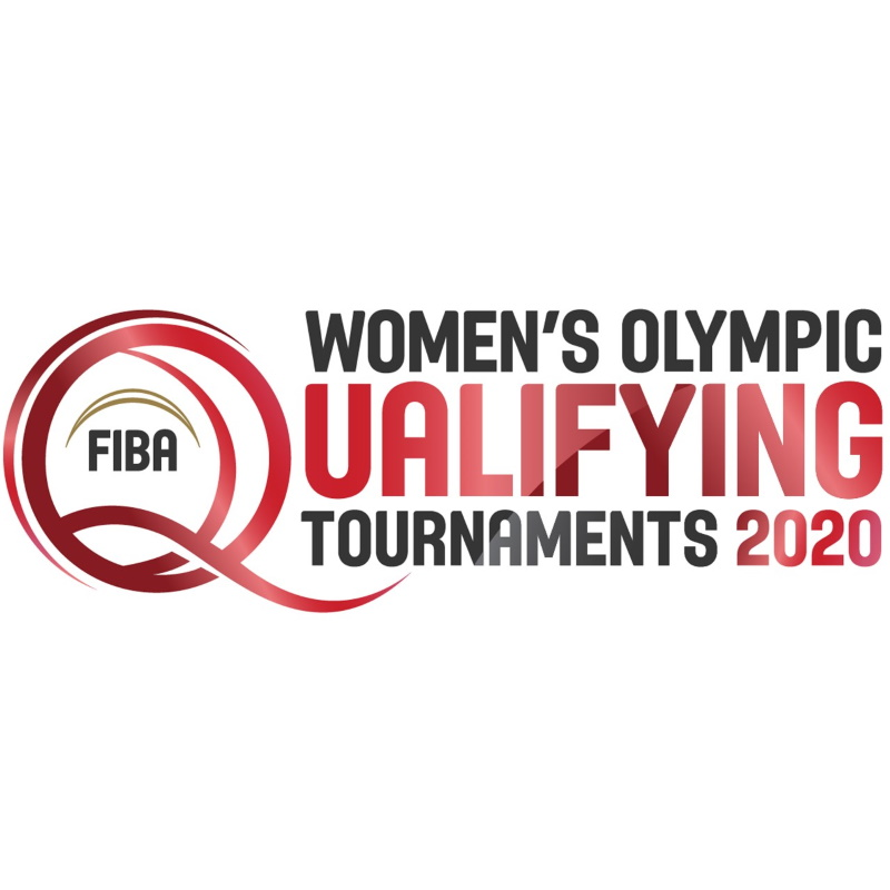 2020 Summer Olympic Games - Basketball Qualifying for Women