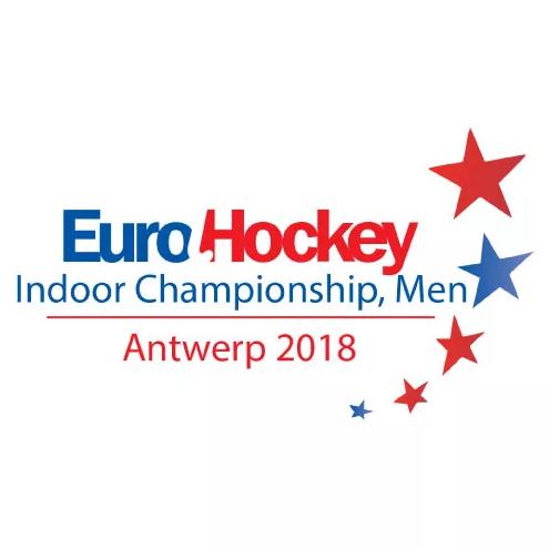 2018 EuroHockey Indoor Championships - Men