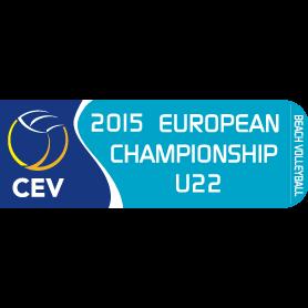 2015 U22 Beach Volleyball European Championship