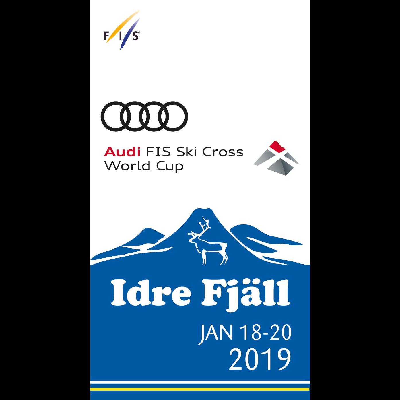 2019 FIS Freestyle Skiing World Cup - Ski Cross